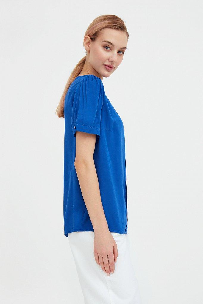 Блузка женская, Модель BAS-10022, Фото №3