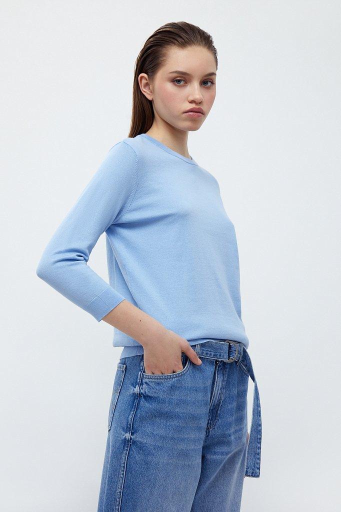 Джемпер женский, Модель BAS-10101, Фото №4