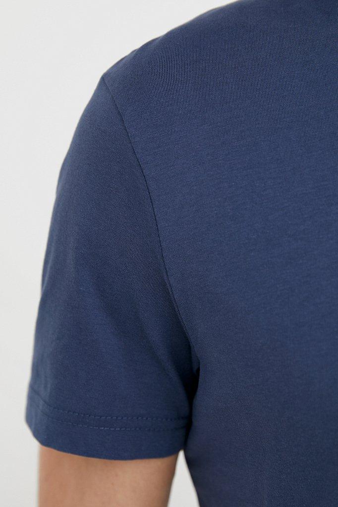 Футболка мужская, Модель BAS-20015, Фото №5