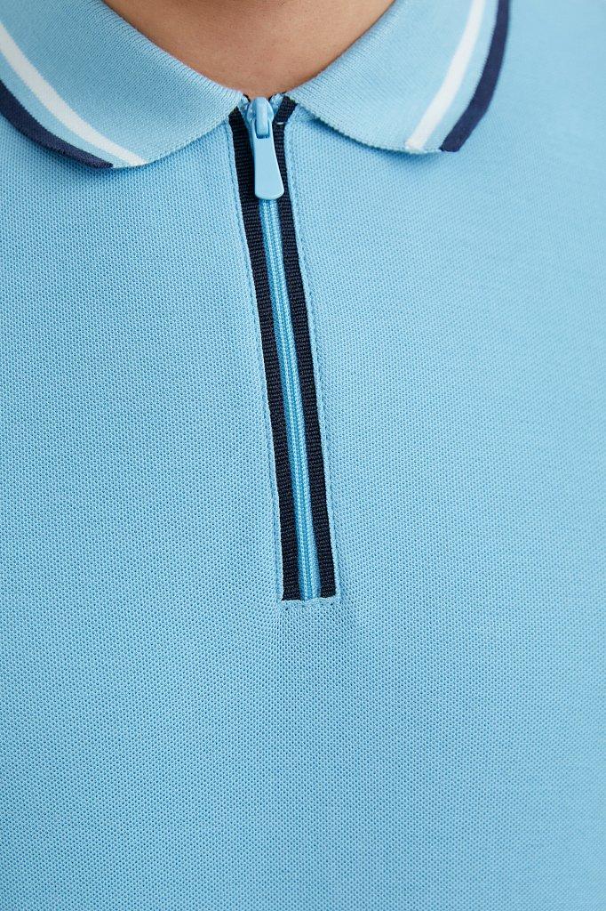Поло мужское, Модель BAS-20019, Фото №5
