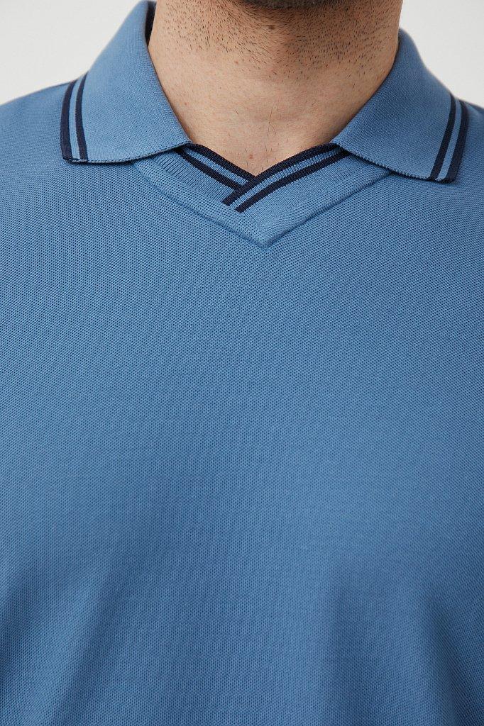 Поло мужское, Модель BAS-20018, Фото №5