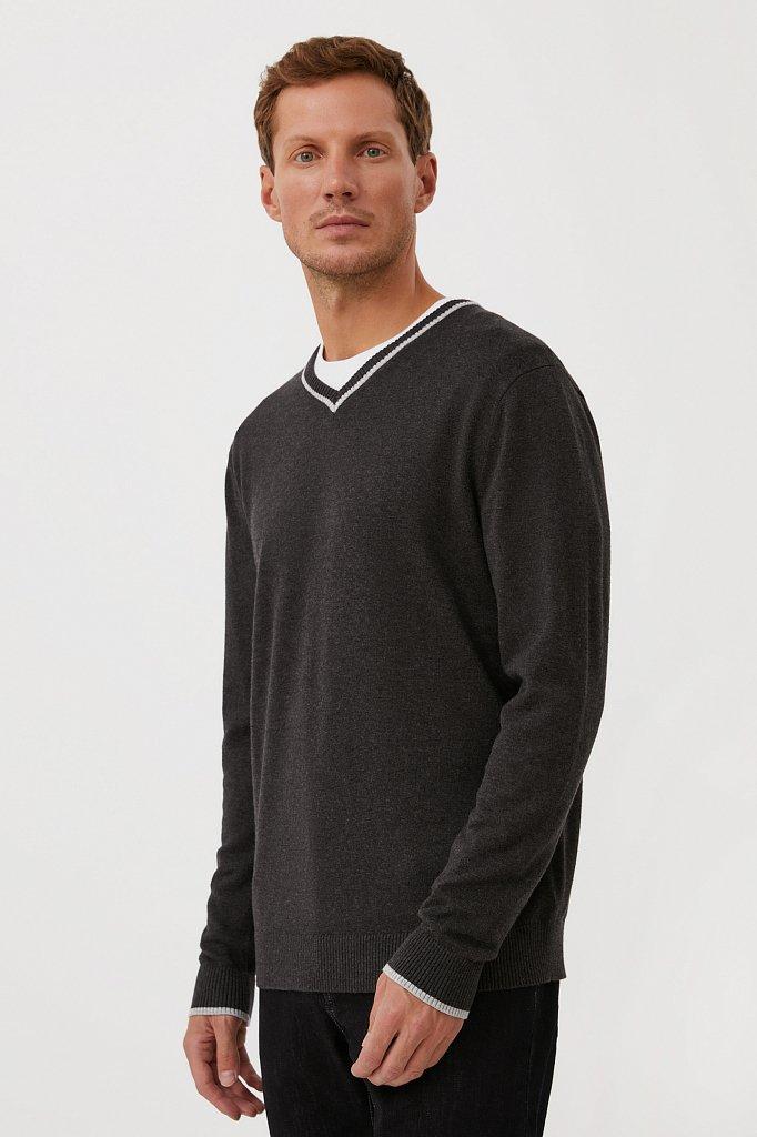 Джемпер мужской, Модель BAS-20106, Фото №3
