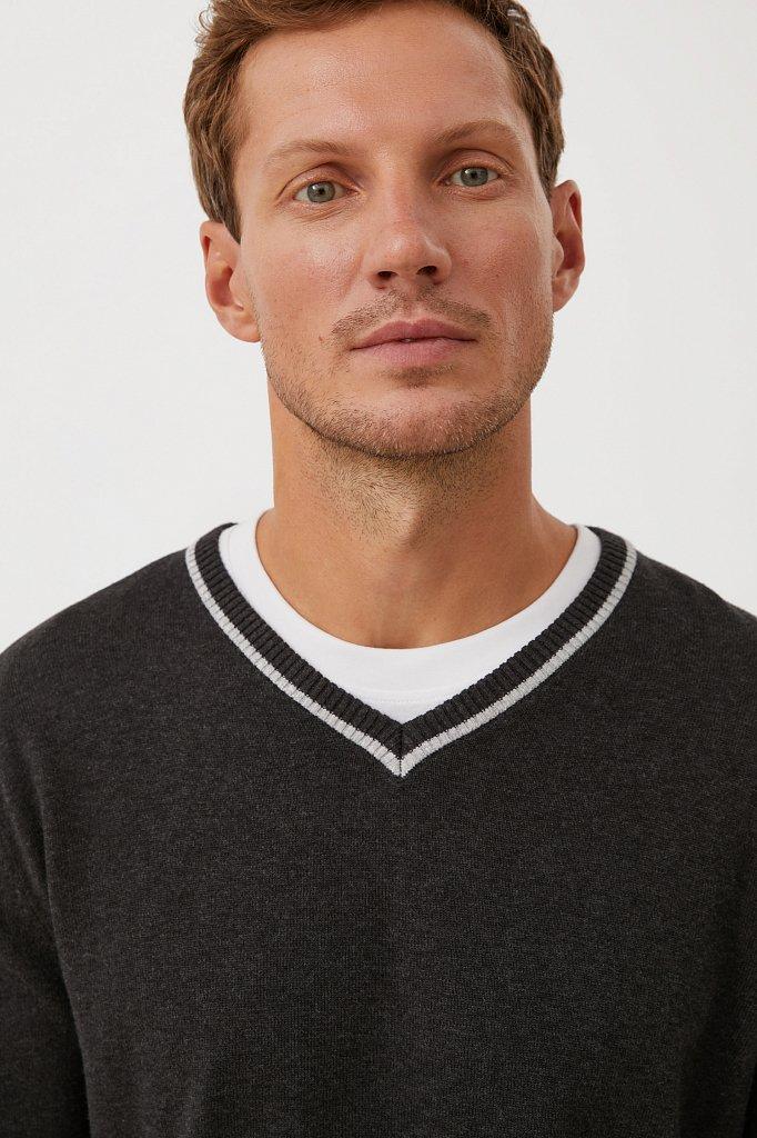 Джемпер мужской, Модель BAS-20106, Фото №6