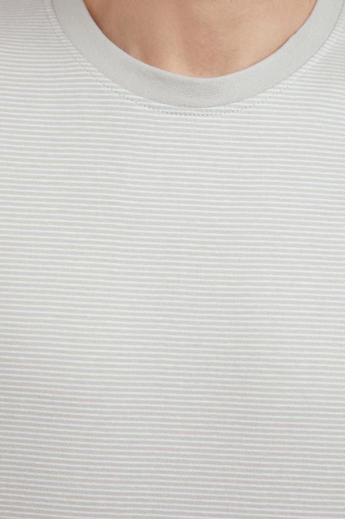 Футболка мужская, Модель BAS-20022, Фото №5