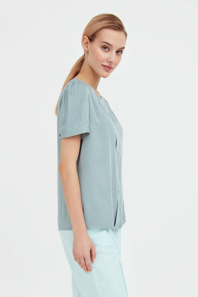 Блузка женская, Модель BAS-10022, Фото №4