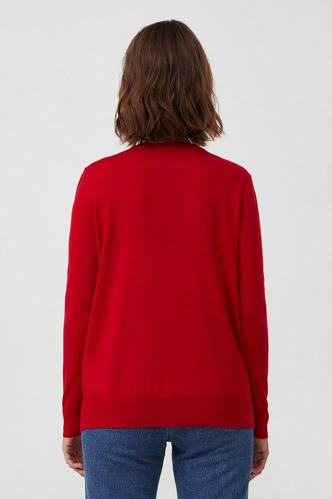 Джемпер женский, Модель BAS-10105, Фото №4