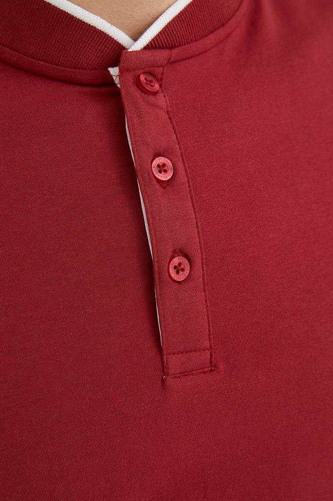 Поло мужское, Модель BAS-20013, Фото №5