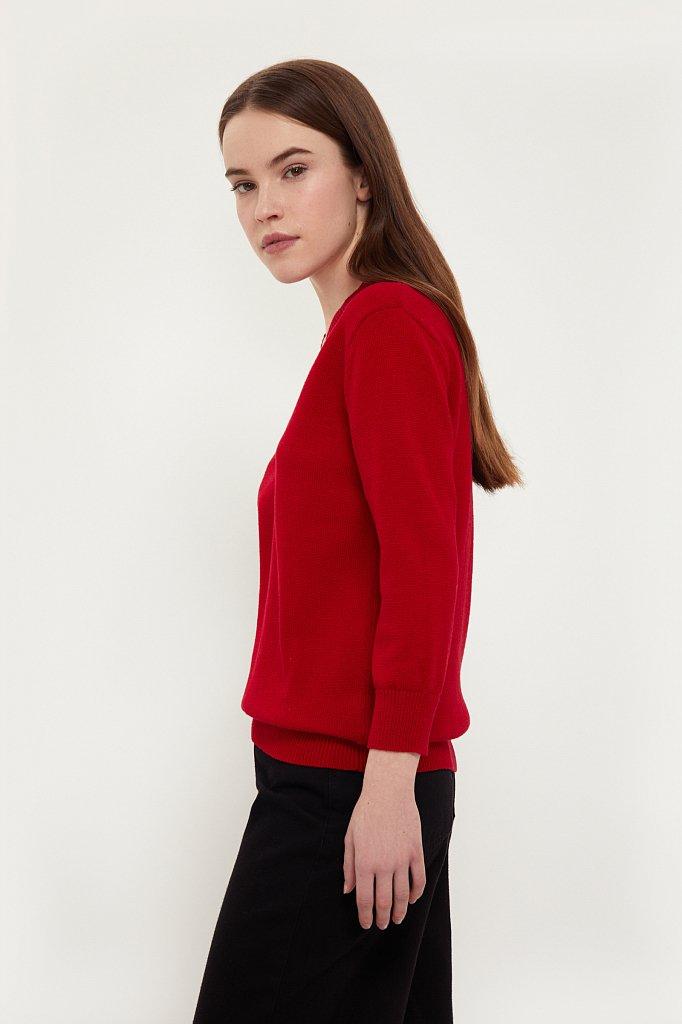 Джемпер женский, Модель BAS-10102, Фото №3