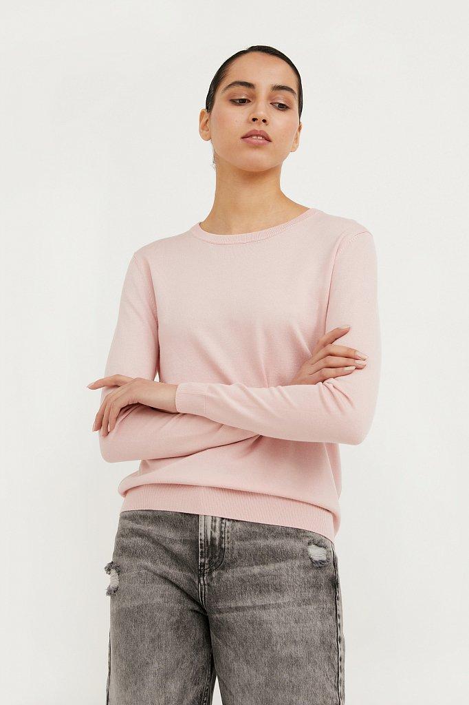 Джемпер женский, Модель BAS-10103, Фото №1