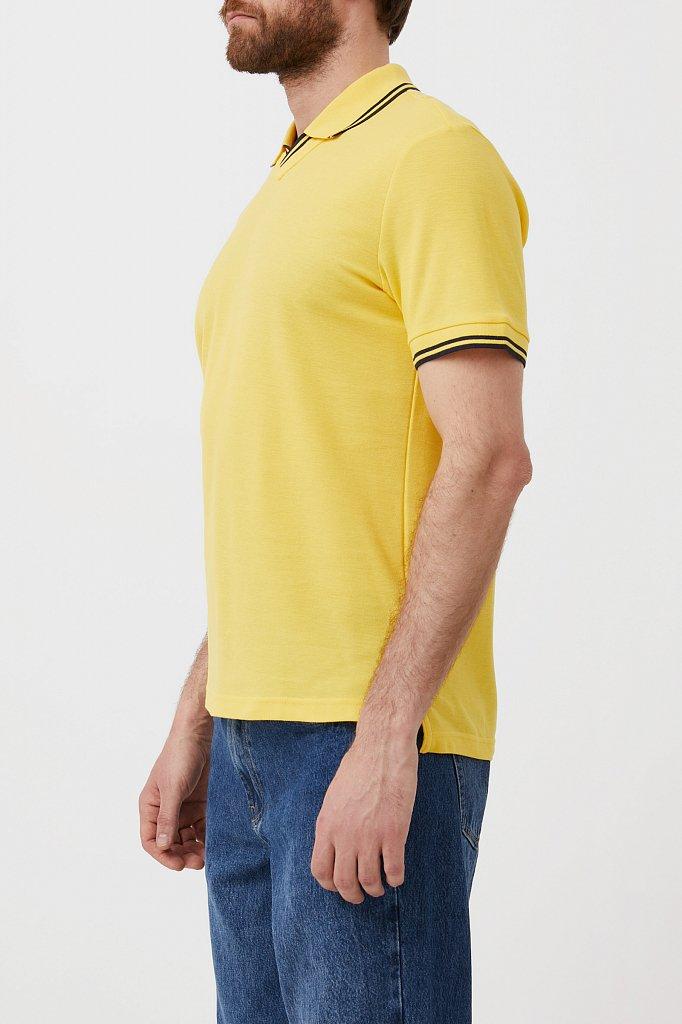 Поло мужское, Модель BAS-20018, Фото №3