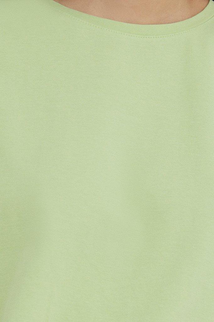 Футболка женская, Модель BAS-10007, Фото №5
