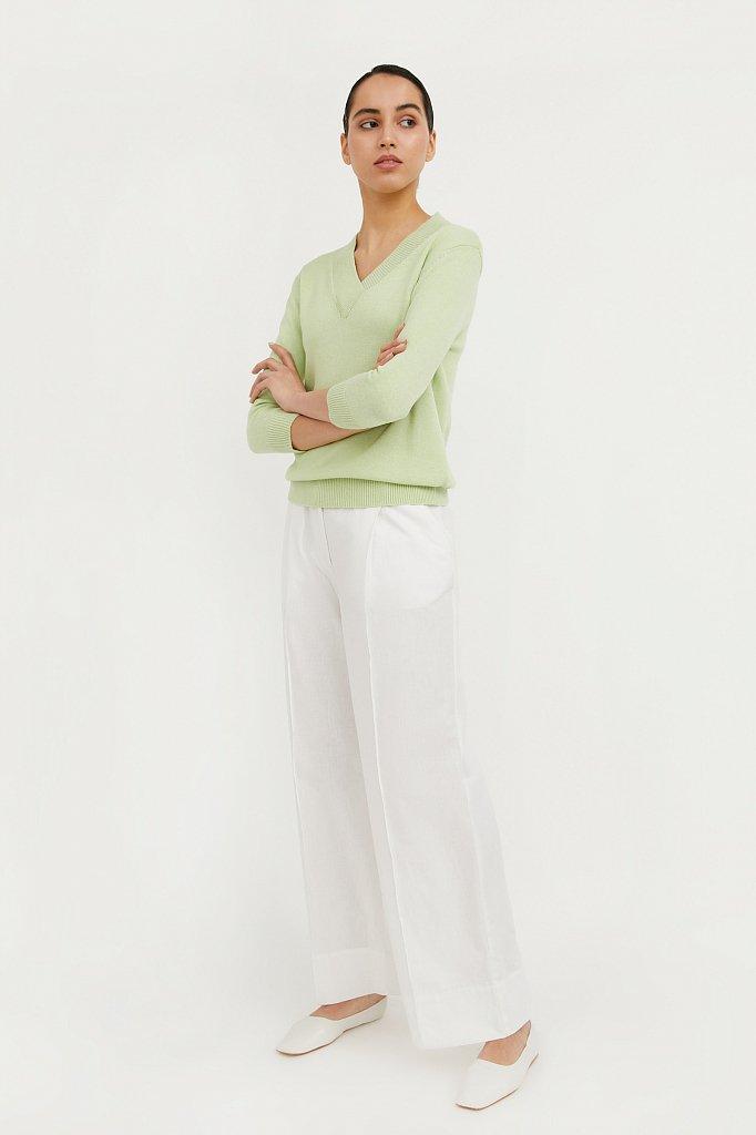 Джемпер женский, Модель BAS-10102, Фото №2