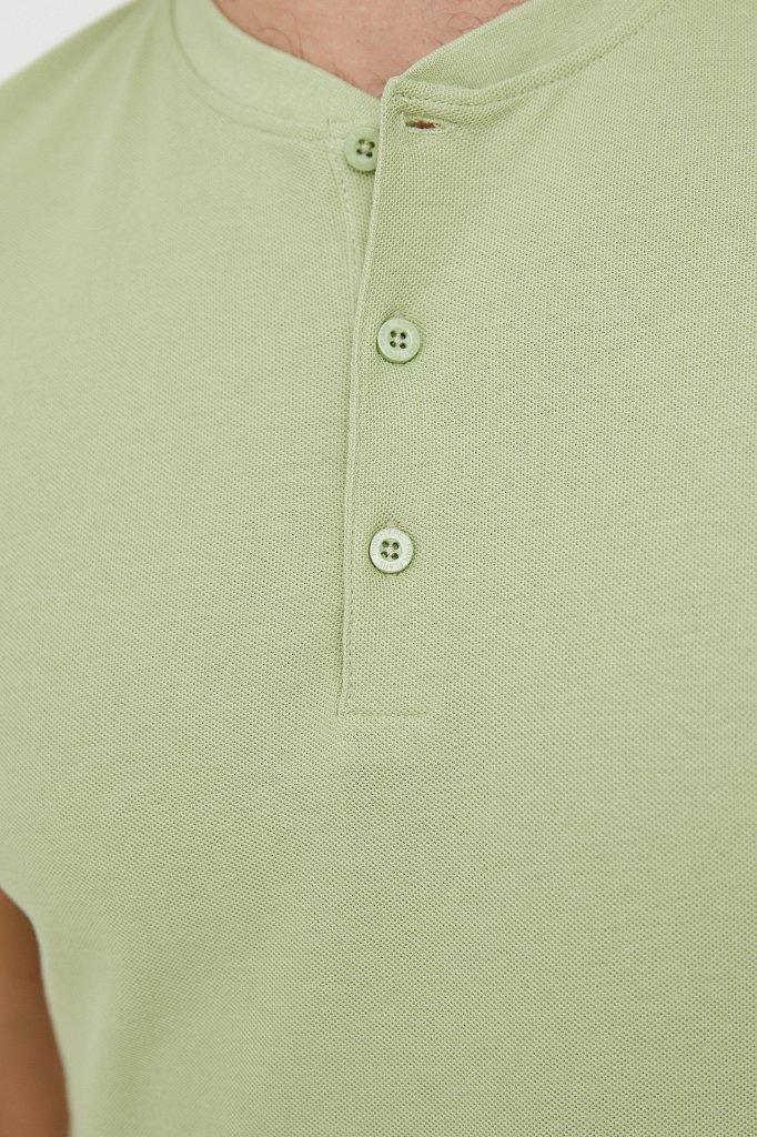 Поло мужское, Модель BAS-20007, Фото №5