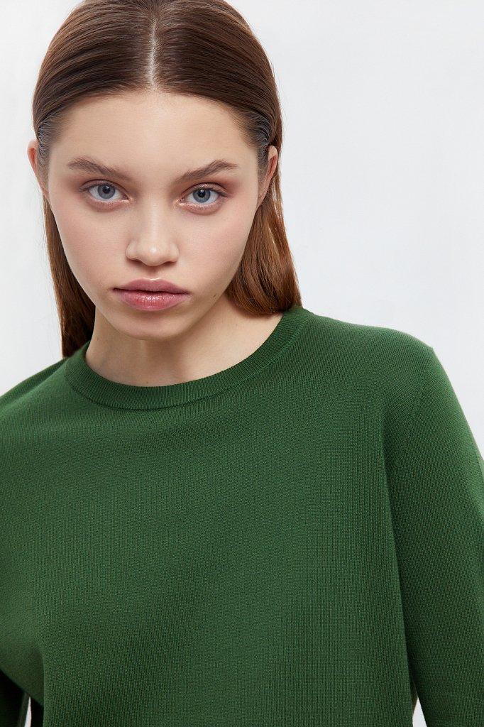 Джемпер женский, Модель BAS-10101, Фото №6