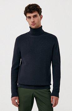 Базовый мужской свитер прямого силуэта BAS-20102