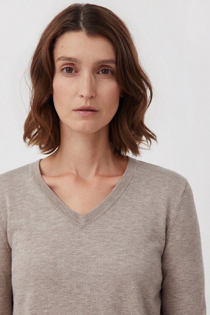 Джемпер женский, Модель BAS-10106, Фото №6