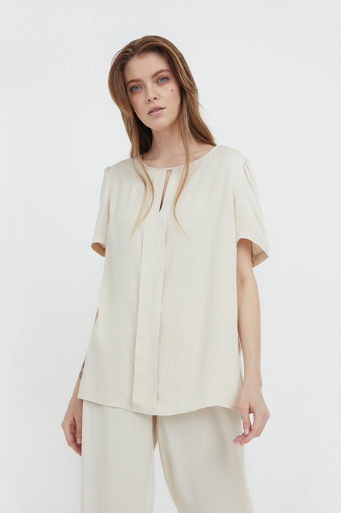 Блузка женская, Модель BAS-10022, Фото №1