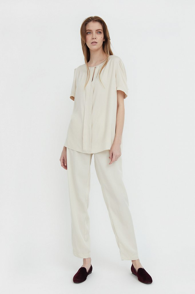 Блузка женская, Модель BAS-10022, Фото №2