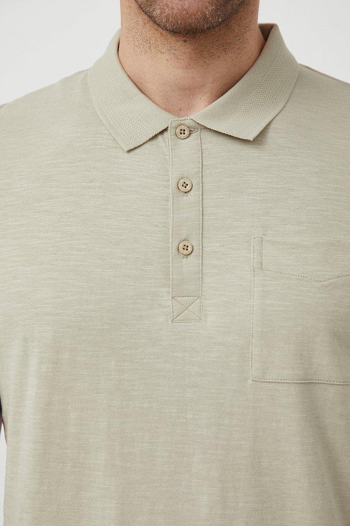 Поло мужское, Модель BAS-20011, Фото №5