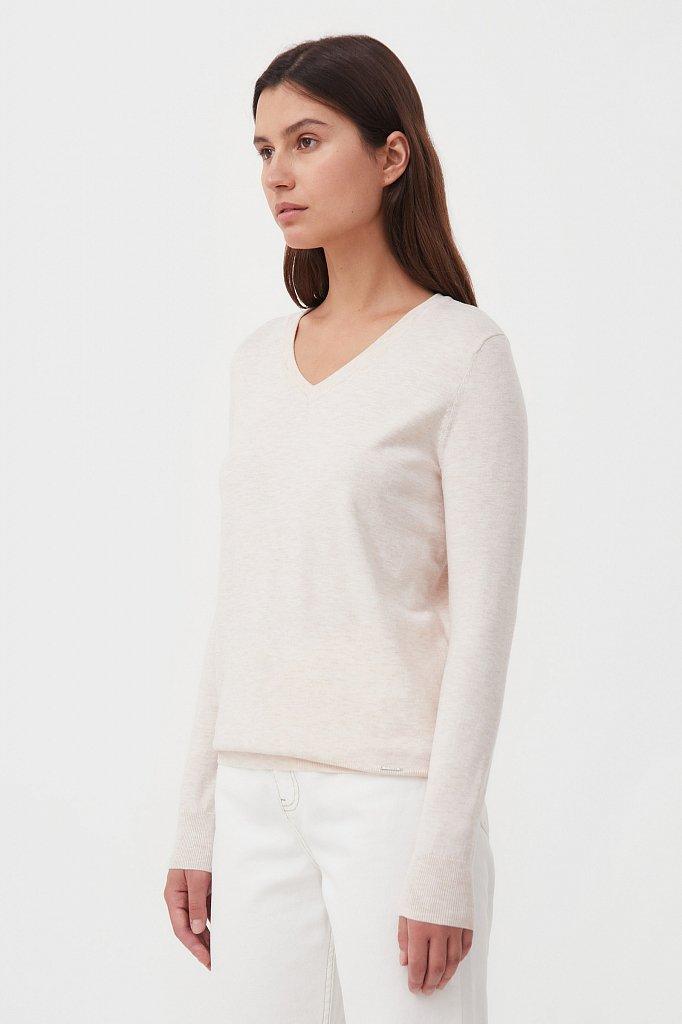 Джемпер женский, Модель BAS-10106, Фото №4