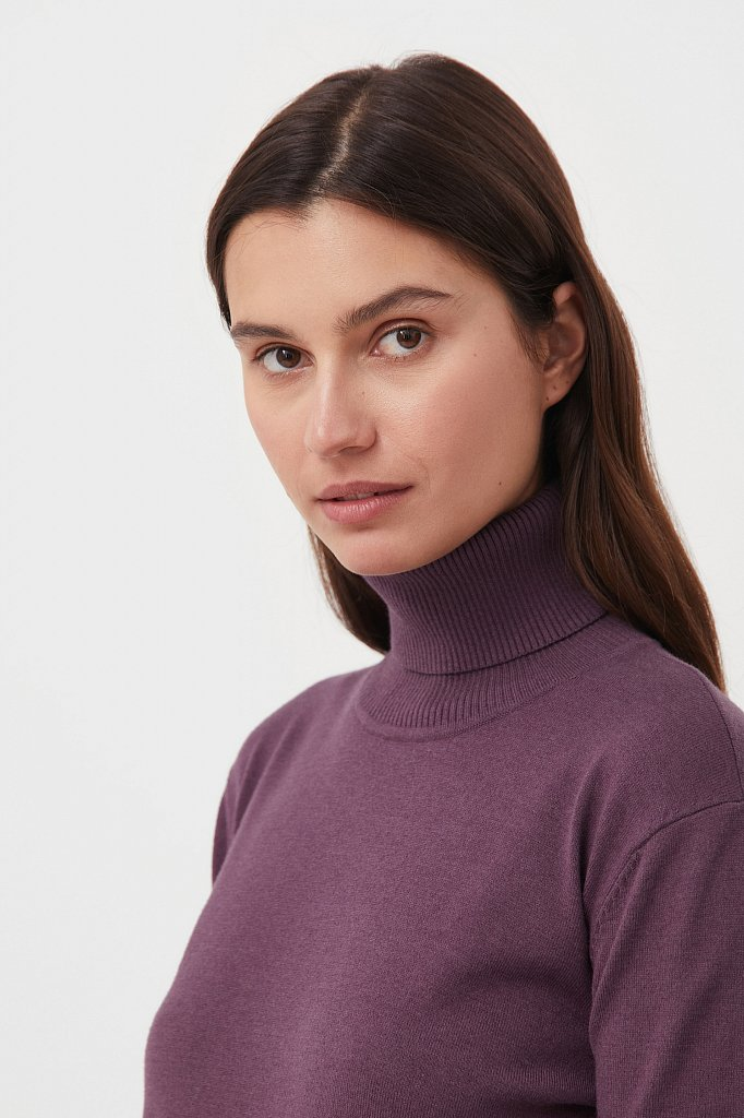 Джемпер женский, Модель BAS-10104, Фото №6