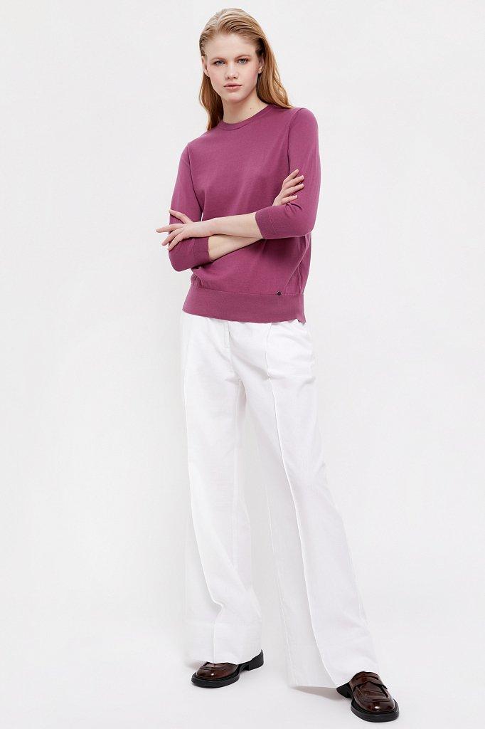 Джемпер женский, Модель BAS-10101, Фото №1