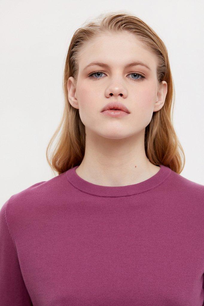 Джемпер женский, Модель BAS-10101, Фото №7