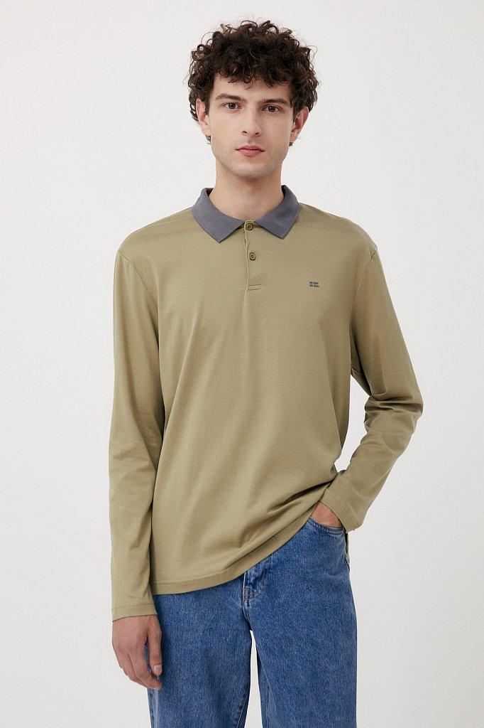 Верхняя сорочка мужская, Модель BAS-20032, Фото №1