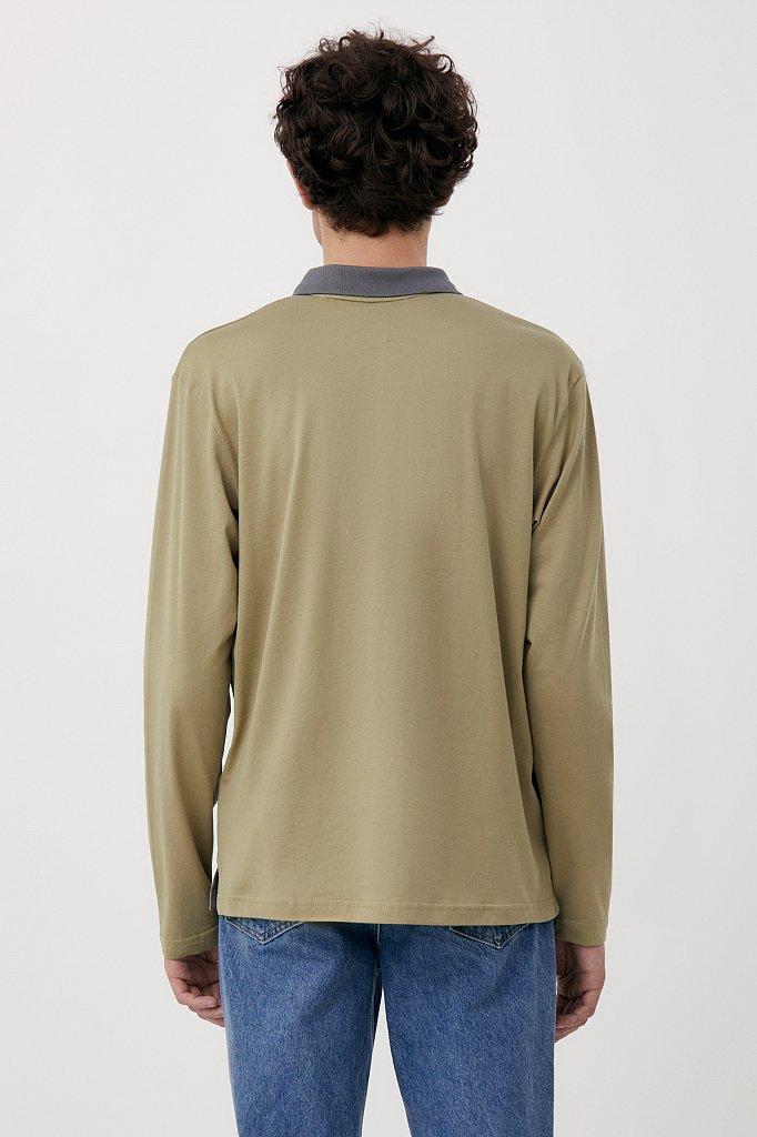 Верхняя сорочка мужская, Модель BAS-20032, Фото №4