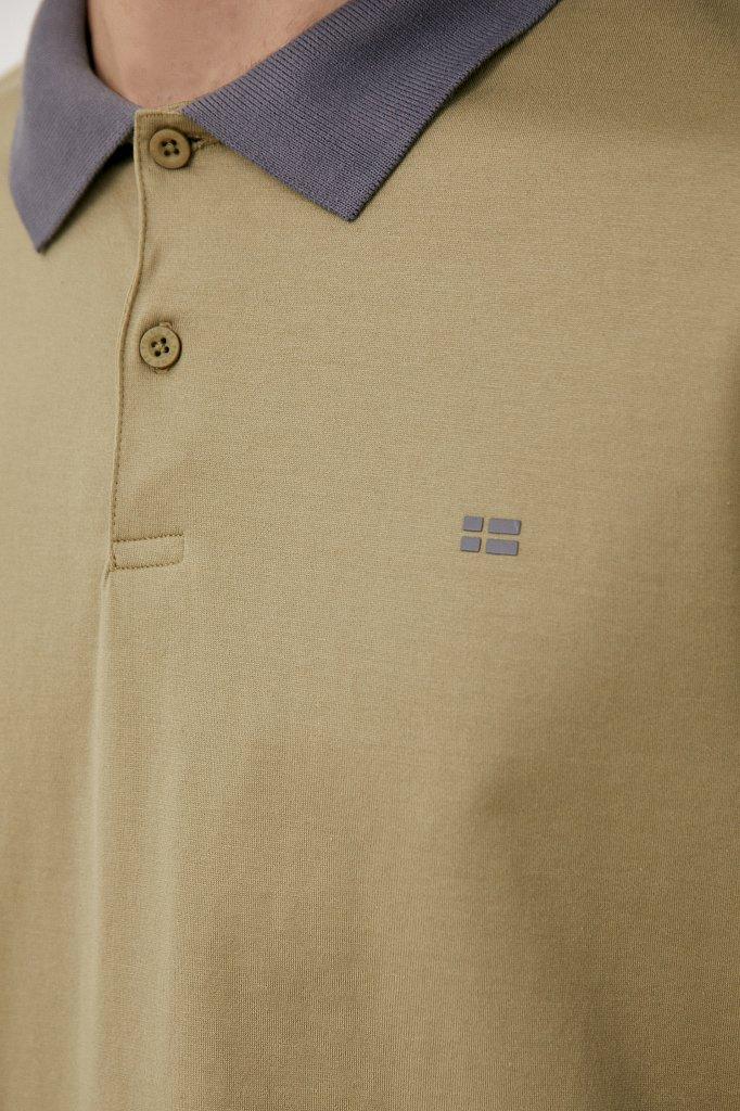 Верхняя сорочка мужская, Модель BAS-20032, Фото №5