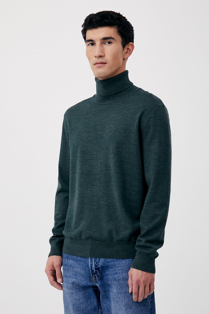 Джемпер мужской, Модель BAS-20110, Фото №3