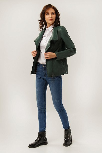 Куртка женская, Модель CB19-17013, Фото №1