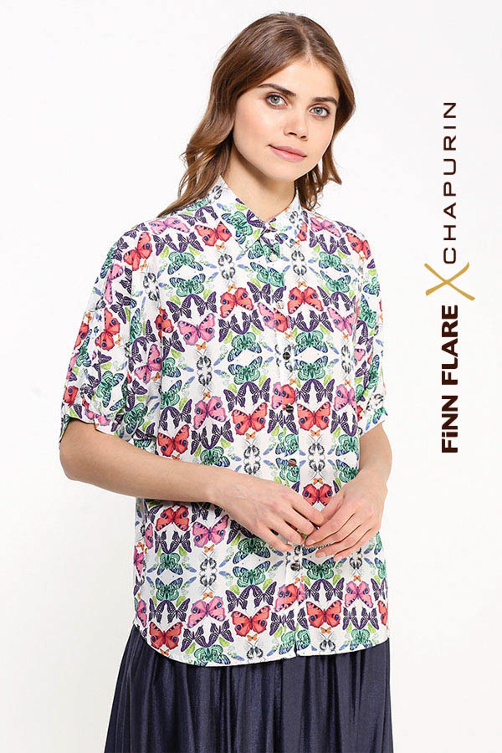 Блузка женская, Модель CS17-17022, Фото №1