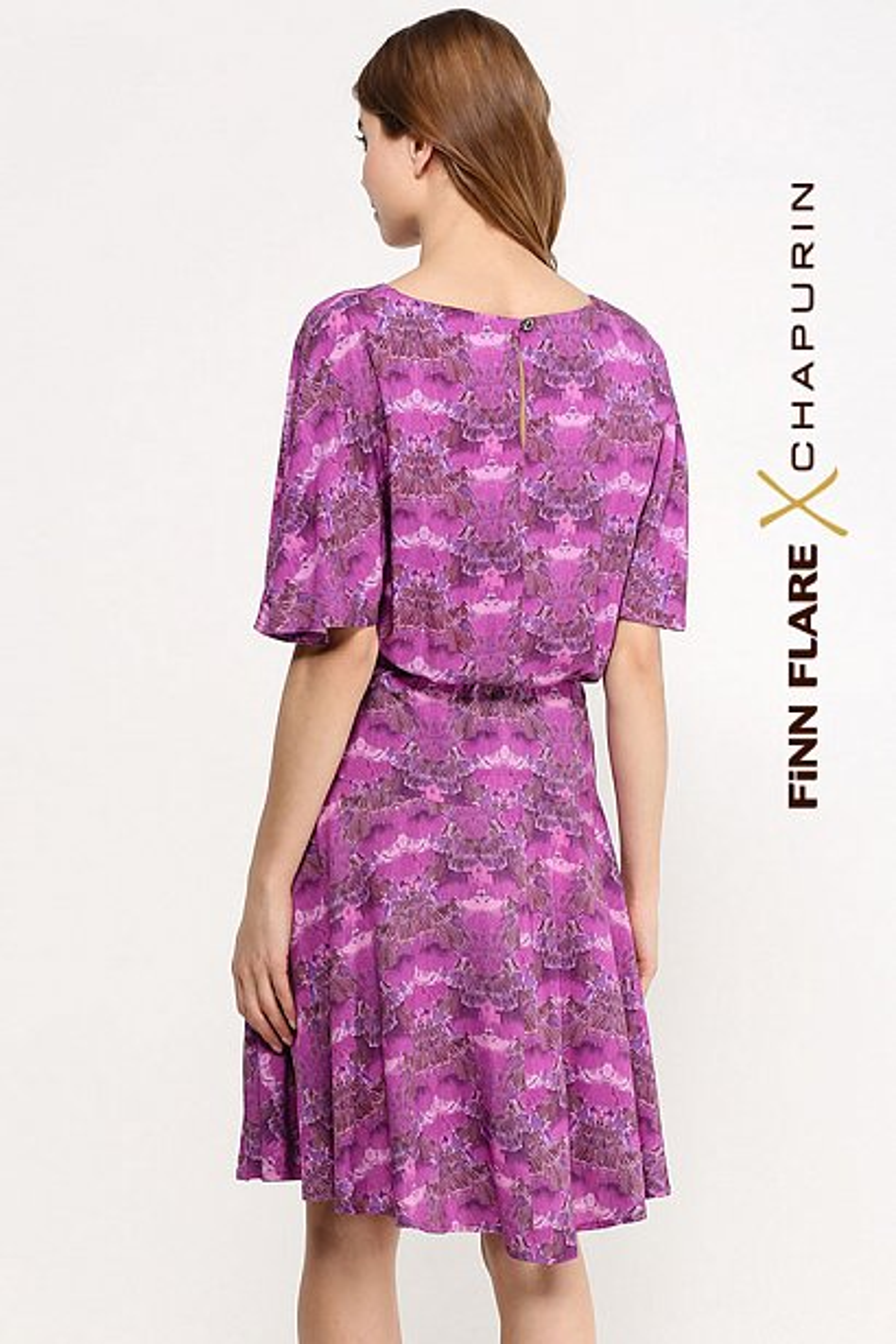 Платье женское, Модель CS17-17020, Фото №4