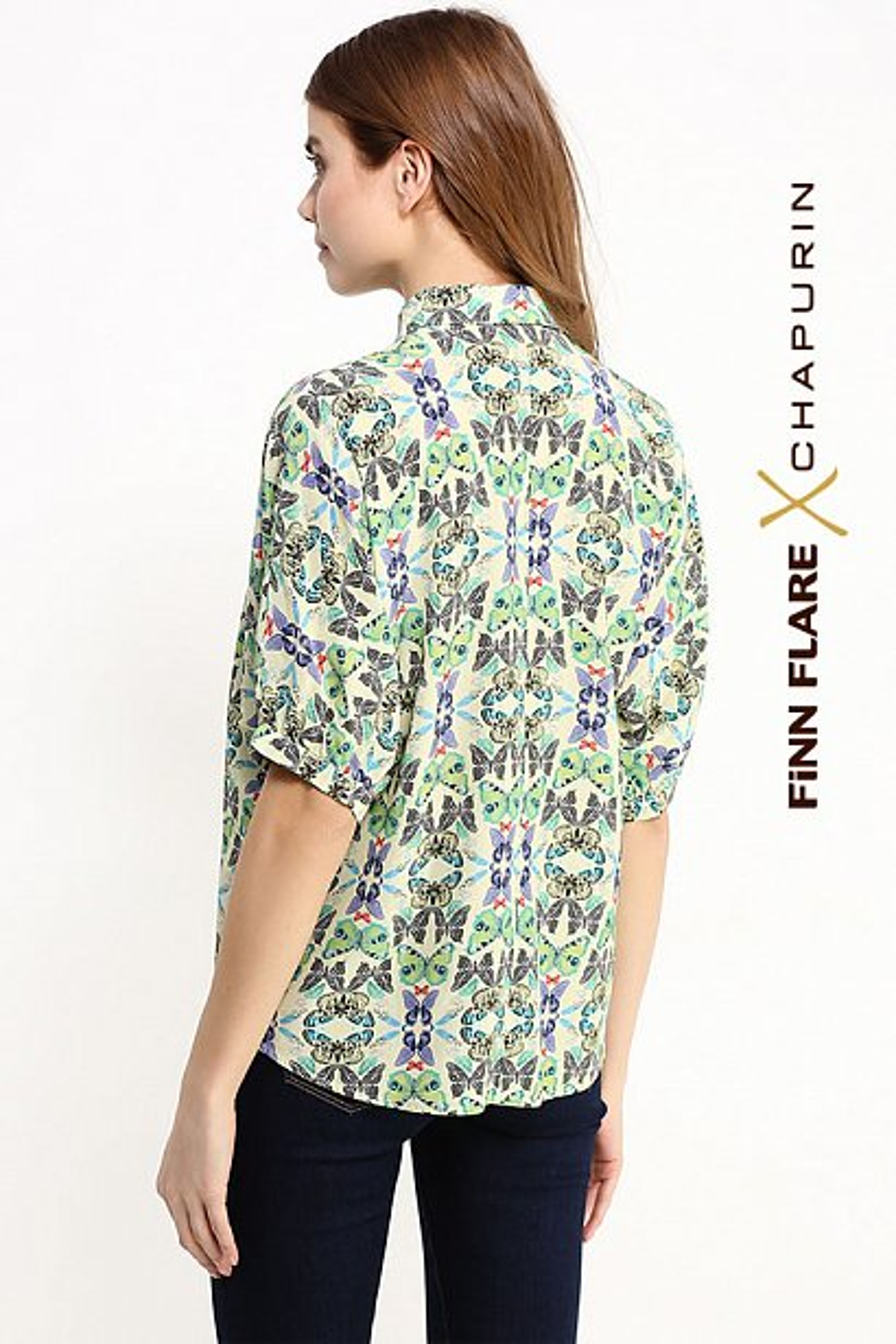 Блузка женская, Модель CS17-17022, Фото №4