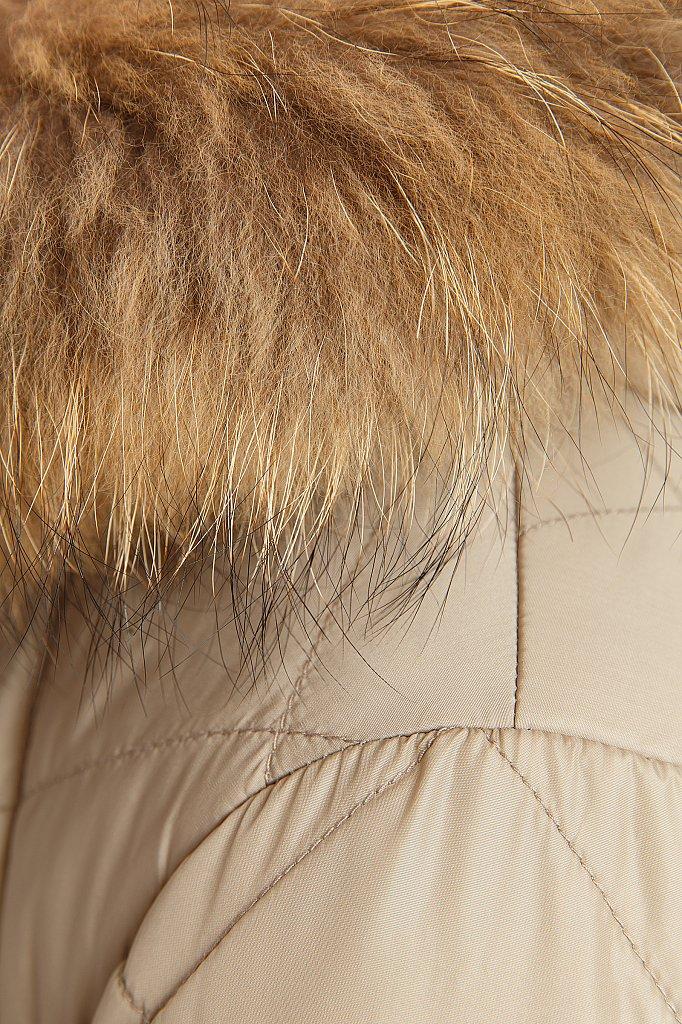 Полупальто женское, Модель CW18-17002, Фото №6