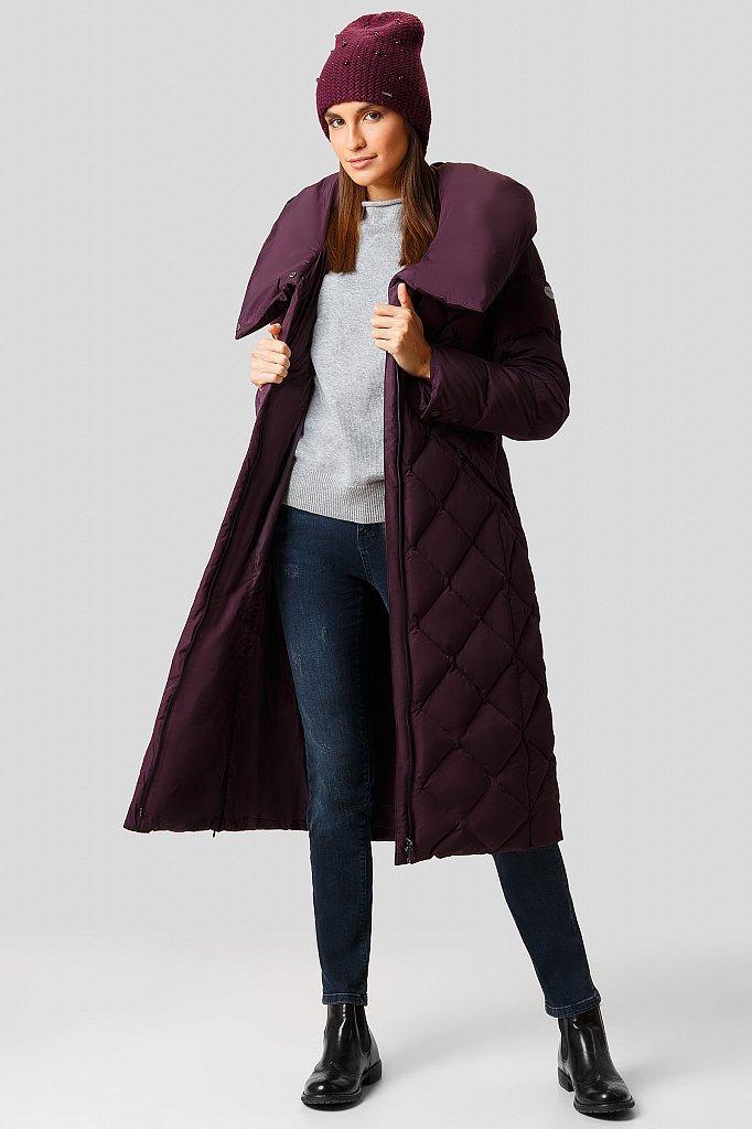 Пальто женское, Модель CW18-17006, Фото №2