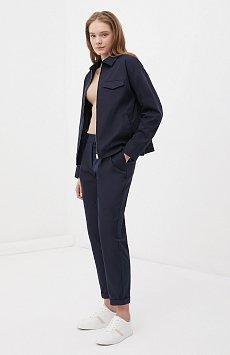 Женские брюки чинос на средней посадке FAB11010