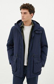 Демисезонная мужская куртка свободного кроя FAB21029