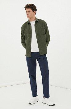 Классические мужские брюки прямого кроя FAB21034