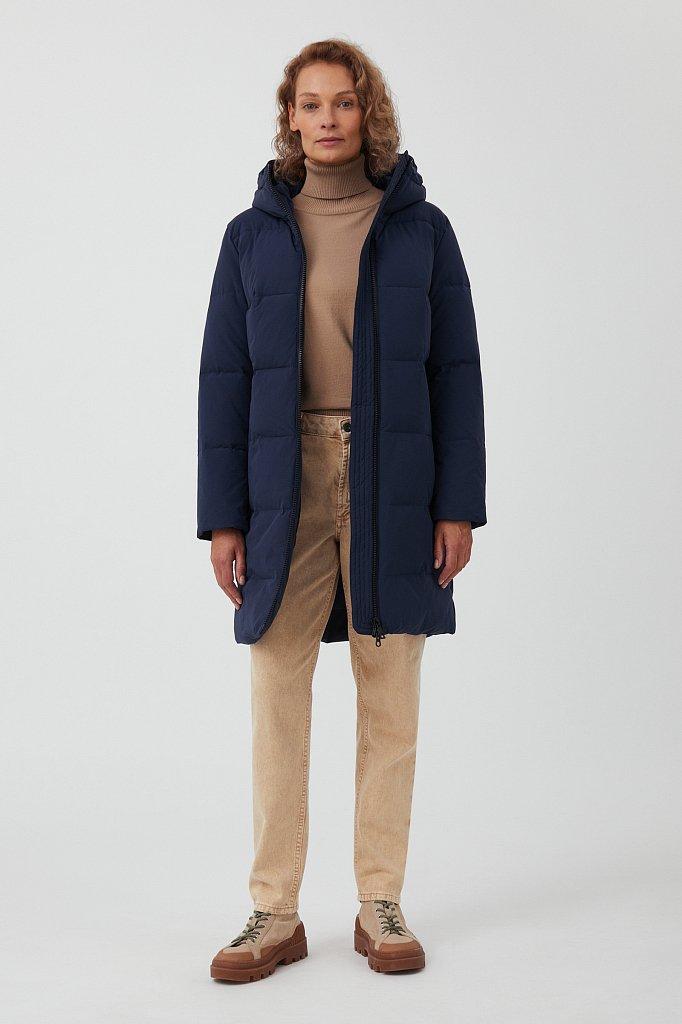 Пальто женское, Модель FAB11015, Фото №2