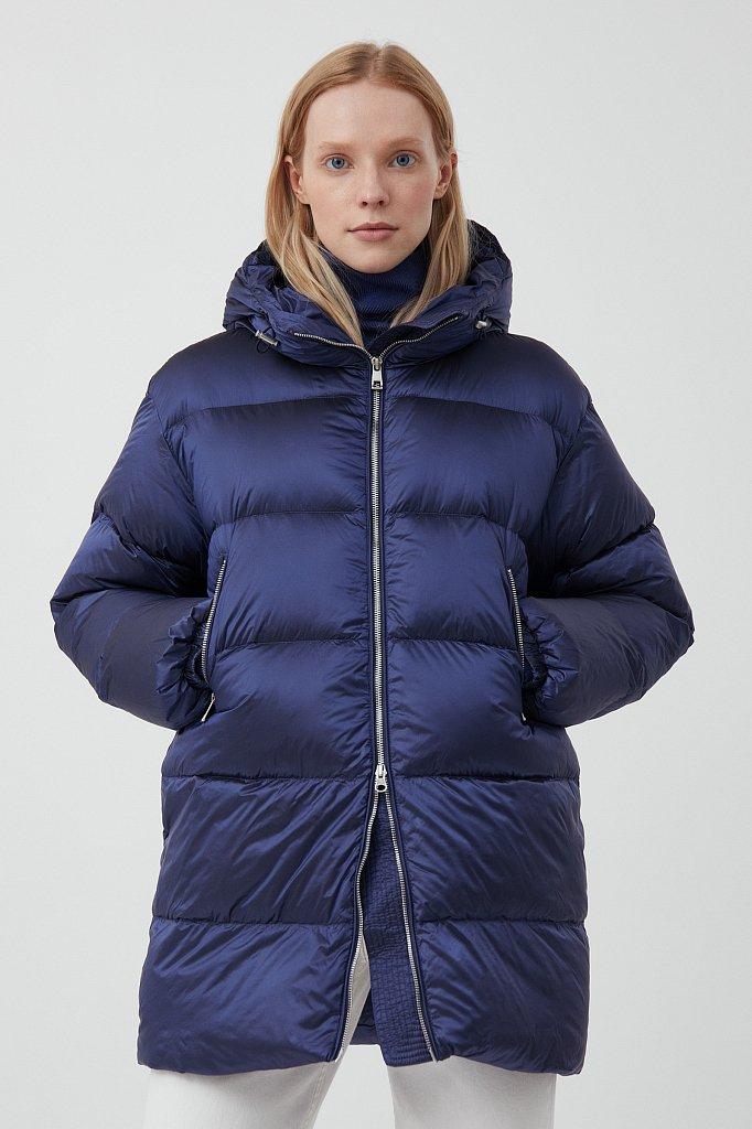 Пальто женское, Модель FAB110195, Фото №1