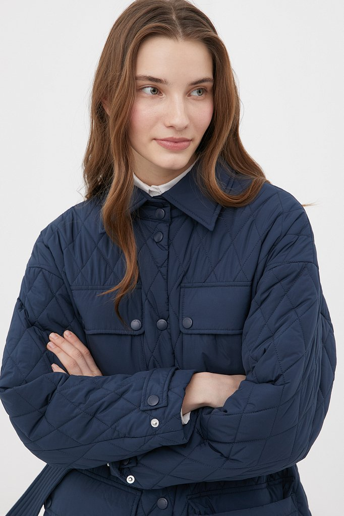 Куртка женская, Модель FAB110199, Фото №5