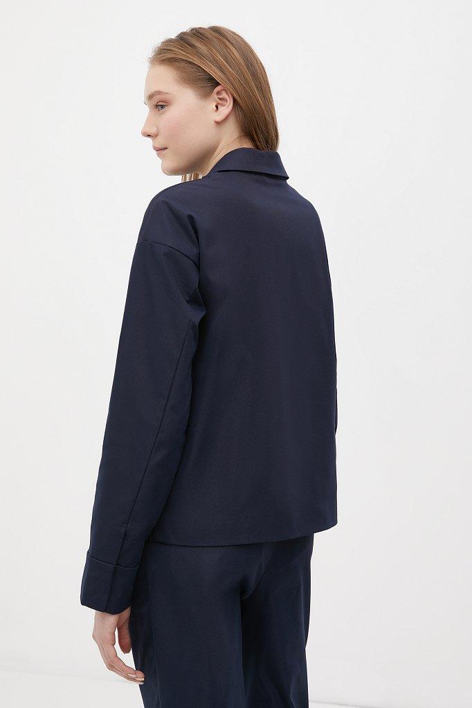 Ветровка женская, Модель FAB110207, Фото №4