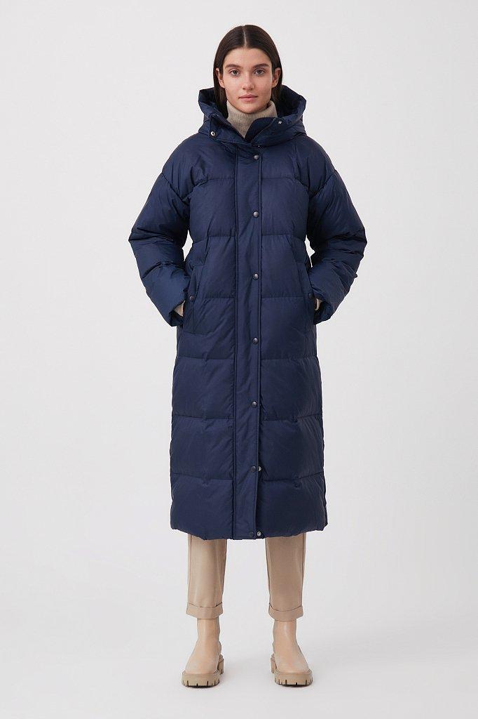 Пальто женское, Модель FAB11039, Фото №1