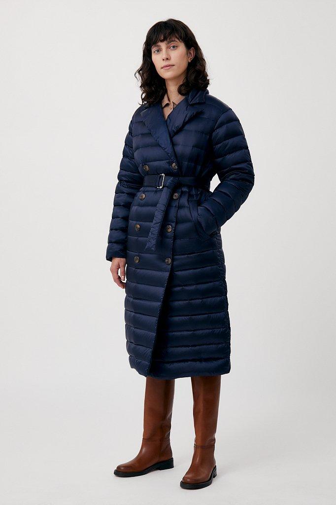 Пальто женское, Модель FAB11063, Фото №1