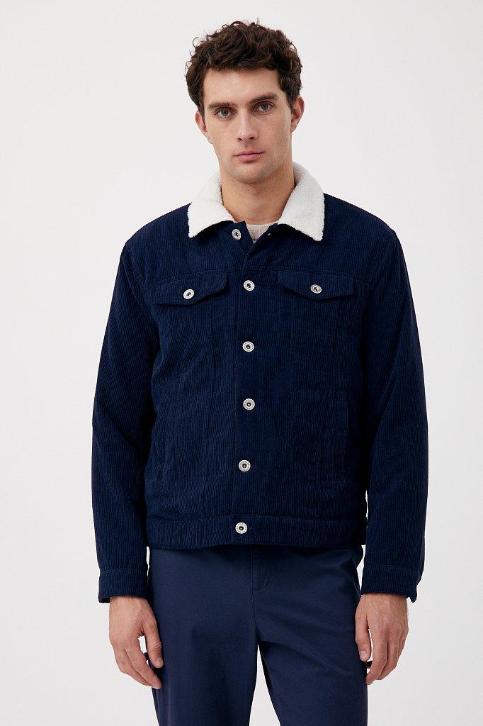 Куртка мужская, Модель FAB21003, Фото №1