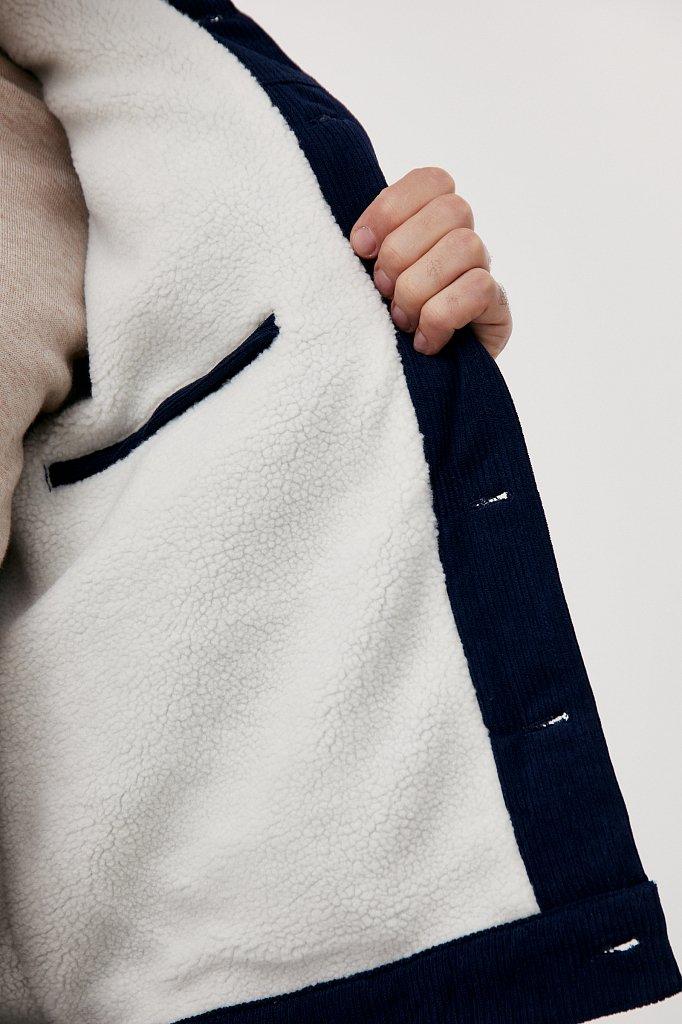 Куртка мужская, Модель FAB21003, Фото №4