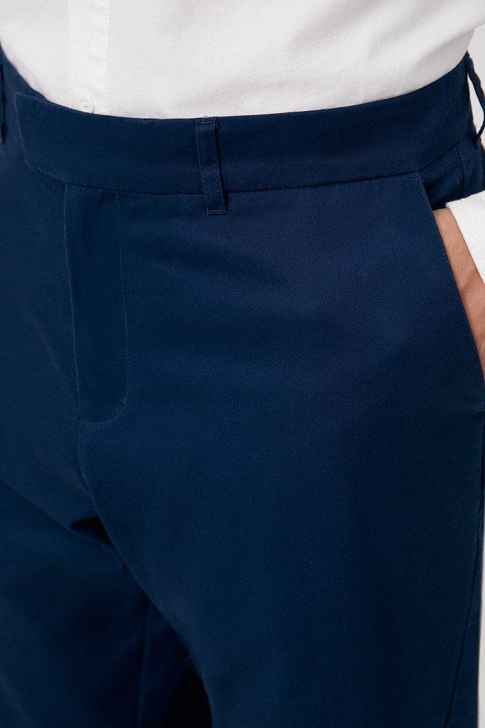 Мужские брюки с зауженным кроем брючин, Модель FAB21020, Фото №5