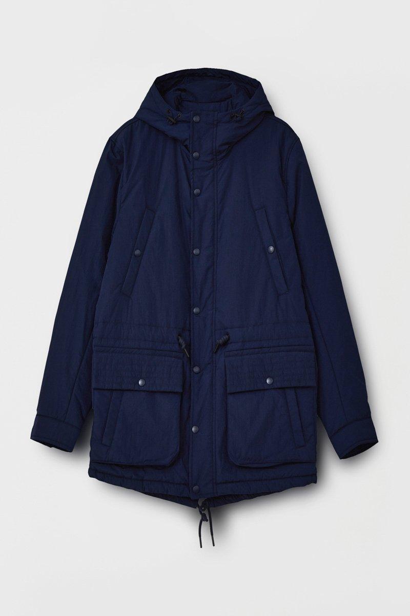 Демисезонная мужская куртка свободного кроя, Модель FAB21029, Фото №7